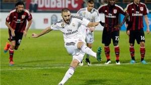 Real Madrid 2-4 AC Milan: Ronaldo ghi bàn, Madrid vẫn thảm bại tại Dubai