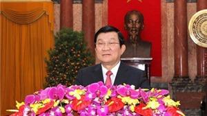 Toàn văn bài viết của Chủ tịch nước Trương Tấn Sang nhân dịp Năm mới 2015