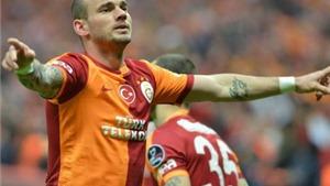 Chuyển nhượng ngày 4/1: Ba 'ông lớn' Premier League tranh mua Bony. Juventus đến gần Sneijder