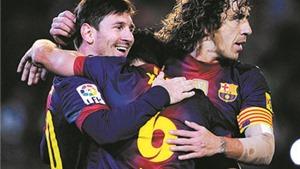 Tất cả đã đi, rồi cũng tới lượt Messi?