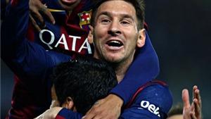 CHUYỂN NHƯỢNG ngày 13/1: Messi lại úp mở về tương lai. Samuel Eto'o chuẩn bị trở lại Serie A