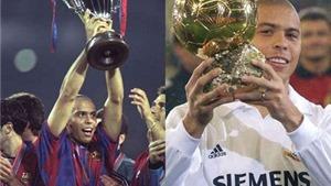 10 ngôi sao từng khoác áo cả Barca lẫn Real Madrid