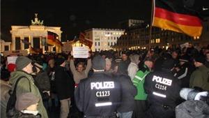 Đức: Cấm tuần hành liên quan tới PEGIDA do lo ngại khủng bố trà trộn