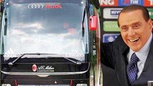 Chính sách 'thắt lưng buộc bụng' của Milan: Phải bán xe riêng, đi xe... buýt công cộng