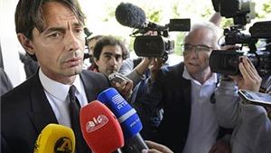 Góc nhìn: Inzaghi và chiếc xe bus may mắn