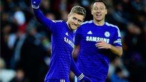 Chelsea bán Salah và Schuerrle, lấy tiền mua Juan Cuadrado