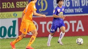 HA.GL 1-0 SHB.Đà Nẵng: Công Phượng đem về penalty. HA.GL tìm lại chiến thắng