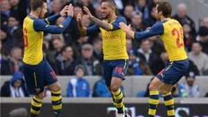 CẬP NHẬT tin sáng 26/1: Rosicky thăng hoa, Arsenal 'phá dớp'. Pogba bùng nổ