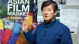 Giám đốc LHP Busan - bị ép từ chức vì chiếu phim về vụ đắm phà Sewol