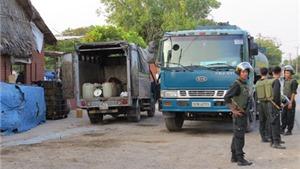 Cảnh sát hình sự vây bắt đường dây trộm xăng dầu máy bay quy mô lớn