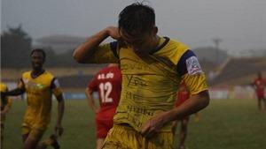 Công Vinh ghi bàn, B.Bình Dương trở lại mạch thắng, Hải Phòng bại trận tại Chi Lăng
