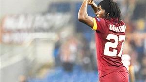 Roma bị Empoli cầm hòa 1-1: Sói đừng chỉ biết vờn mồi