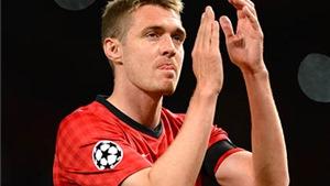 Fletcher rời Man United: Old Trafford không còn những người như anh