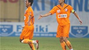 Tiền vệ Thanh Hưng & trung vệ Cao Cường: Màu áo cam vẫn đang đợi
