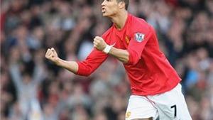 Ronaldo được bầu chọn là Cầu thủ xuất sắc nhất kỷ nguyên Premier League