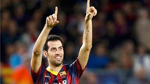 Tuyến giữa Barca: Gia hạn hợp đồng là món quà xứng đáng cho Busquets