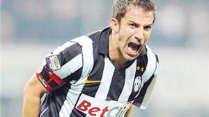 Đối thoại Alex Del Piero: Juve gặp Milan như Federer đấu Nadal