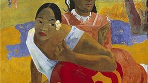 Giá hơn 6.000 tỷ, tranh của Paul Gauguin trở thành họa phẩm đắt giá nhất thế giới?
