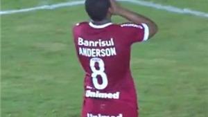 Thảm hại Anderson: Đá hỏng penalty trong ngày ra mắt đội bóng mới