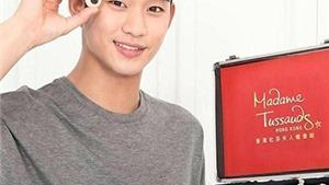 Kim Soo Hyun được dựng tượng sáp trong bảo tàng Madame Tussauds