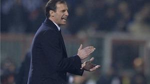 Allegri: 'Juventus sẽ phải khiêm tốn hơn'