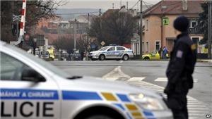 Xả súng tại nhà hàng tại Séc, 9 người chết