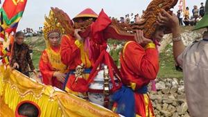Khai hội Đền Trần Thái Bình và đón nhận Bằng di tích Quốc gia đặc biệt