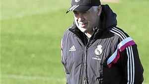 'Sếp' Real chỉ trích Ancelotti không biết tạo động lực cho cầu thủ