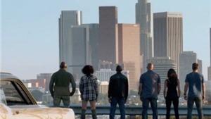 Phim 'Furious 7': Cuộc đua xe dài hơn một thập kỷ