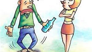 Đừng nói nhiều với người say...