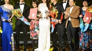 Lễ trao giải Cánh diều 2014: Sơn Tùng M-TP giành Giải Diễn viên trẻ triển vọng