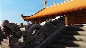 Hà Nội Phục dựng toàn bộ Điện Kính Thiên tại Trung tâm Hoàng thành Thăng Long