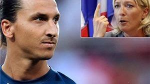 Chính trị gia yêu cầu Zlatan Ibrahimovic rời khỏi nước Pháp sau vụ chửi tục