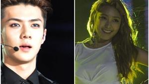 Chương trình Music Bank: Mãn nhãn với trai xinh, gái đẹp xứ Hàn