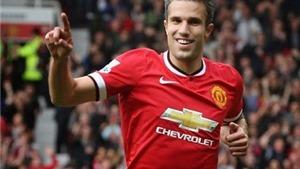 Man United có thể bán Van Persie cho Fenerbahce