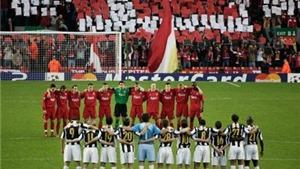 Juventus từ chối đề nghị tưởng nhớ nạn nhân thảm họa Heysel