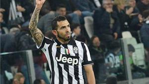 Juventus 2-0 Empoli: Tevez rực sáng, Juventus băng băng tiến đến ngai vàng
