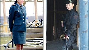 Kazakhstan tung ảnh hotgirl để... tuyển lính