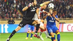 Monaco 0-0 Juventus (Tổng: 0-1): Bịt kín khung thành, Juventus vào Bán kết sau 12 năm