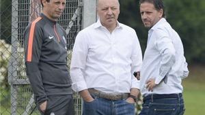CHÍNH THỨC: TGĐ Marotta và GĐTT Paratici gia hạn hợp đồng với Juventus tới năm 2018