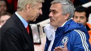 Barca gặp Bayern, Juve đối đầu Real ở Bán kết Champions League. Mourinho không coi Wenger là đối thủ