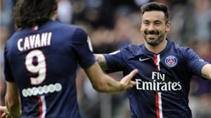 PSG 6-1 Lille: 'Song sát' Cavani – Lavezzi bừng sáng, PSG nắm chắc ngôi đầu bảng