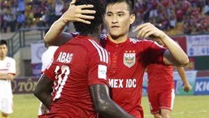Con số bình luận: Bàn thắng giây thứ 10 của Công Vinh làm nên lịch sử V-League