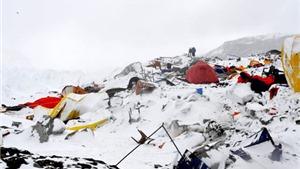 Nepal: Giải cứu 100 người leo núi bị mắc kẹt tại hồ băng
