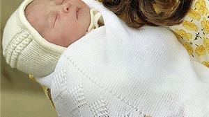 Lý do vợ chồng Hoàng tử William chọn tên con Charlotte Elizabeth Diana