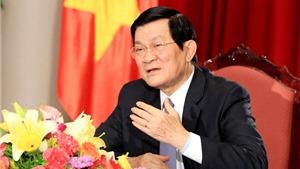 Chủ tịch nước Trương Tấn Sang: Cảnh giác trước mưu toan 'viết lại lịch sử', khôi phục chủ nghĩa phát xít mới