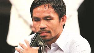 Manny Pacquiao phẫu thuật thành công