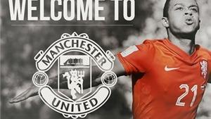Man United: Chiêm ngưỡng 5 bàn thắng đẹp nhất của Memphis Depay