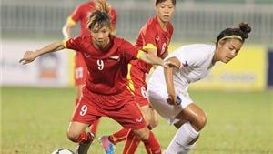 Tiền vệ Thùy Trang: 'Ngọc thô giờ đã sáng'