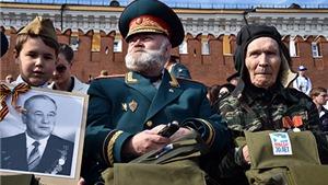 """70 năm Chiến thắng Phát xít: Tìm sức mạnh ở """"tính cách Nga""""..."""